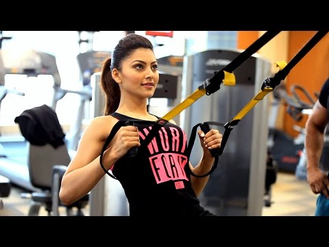 Thumbnail: Urvashi Rautela Reveals Her Fitness Mantra | Hot Workout | follo.in