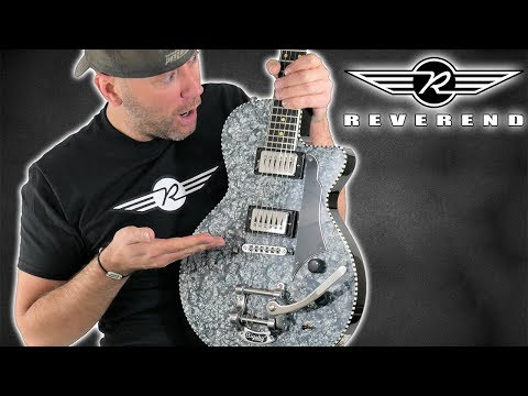 Reverend Rick Vito Signature Soulshaker Demo Mp3