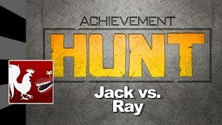Achievement HUNT #4 - Jack vs. Ray | Rooster Teeth