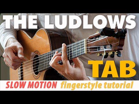 Practice 3/4 Strumming + Picking Patterns [The Ludlows] PDF