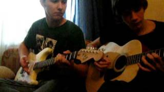 Bullet for my Valentine - Tears dont fall ( cover - acoustic )