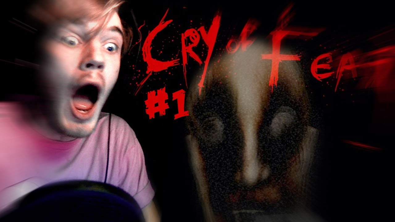 Watching people play scary games