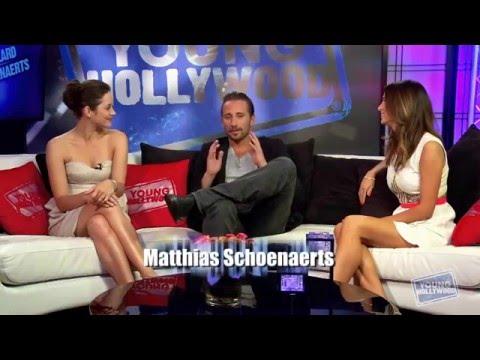 How to Pronounce Matthias Schoenaerts' Name