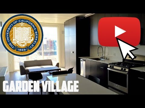 UC BERKELEY | GARDEN VILLAGE ROOM TOUR