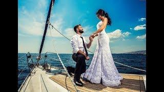 """Свадьба в яхт-клубе """"Пеликан"""""""