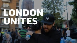 Grenfell Tower Fire: London unites