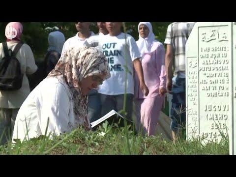 لاجئة بوسنية لأخبار الآن: فلنفكر بكيفية منع تكرار مجزرة سريبرينيتشا مجدداً  - نشر قبل 13 دقيقة