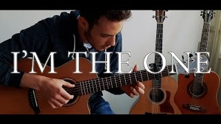 I'm the One - DJ Khaled ft. Justin Bieber (Fingerstyle Guitar Cover) by Guus Music