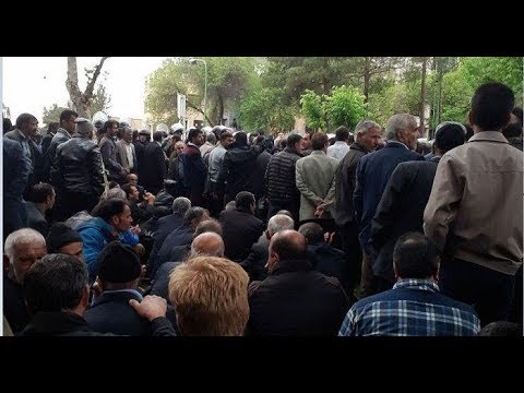 Iran: Isfahan farmers clash with regime security forces