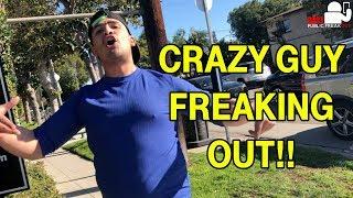 Best Public Freakout and Cringe Compilation #17 (2019)