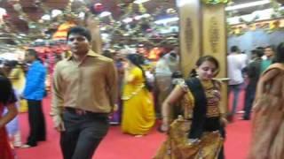 Navaratri 2009 at Divya Dham Mandir NY- 3