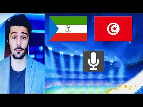 Live Talk🎙️ GUINÉE EQUATORIALE - TUNISIE 0-1 | Qualification CAN 2021|Commentary /© RAPH FOOTBALL