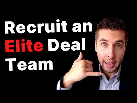 Recruit an elite board for your biz - from scratch (to make business acquisitions)