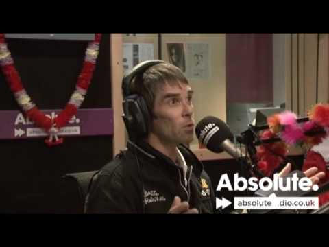 Ian Brown (Stone Roses) interview on Absolute Radio 2009
