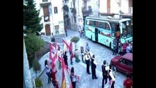 TOUR RIVOLUZIONE SICILIANA - LONGI, NEBRODI - VIDEOCLIP N° 10