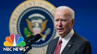 Biden Delivers Remarks At Pfizer Covid Vaccine Manufacturing Site | NBC News