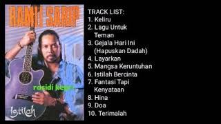 RAMLI SARIP _ ISTILAH (1988) _ FULL ALBUM