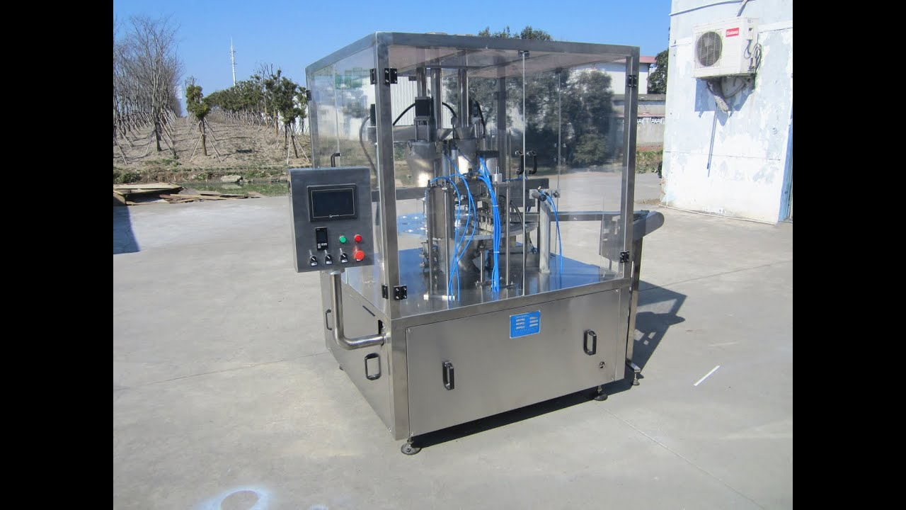 Joygoal Machinery Full Automatic Rotary Cup Coffee