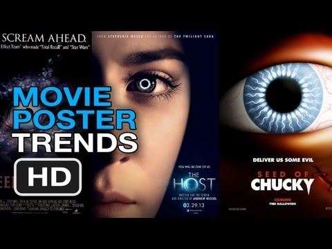 Movie Poster Trends - The Giant Eye HD