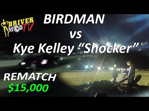BIRDMAN vs Kye Kelly for  $15,000 !!
