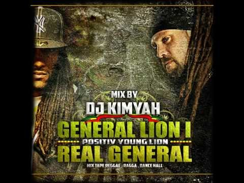 Général Lion I - Longtime (Real General) (Legalize Riddim)