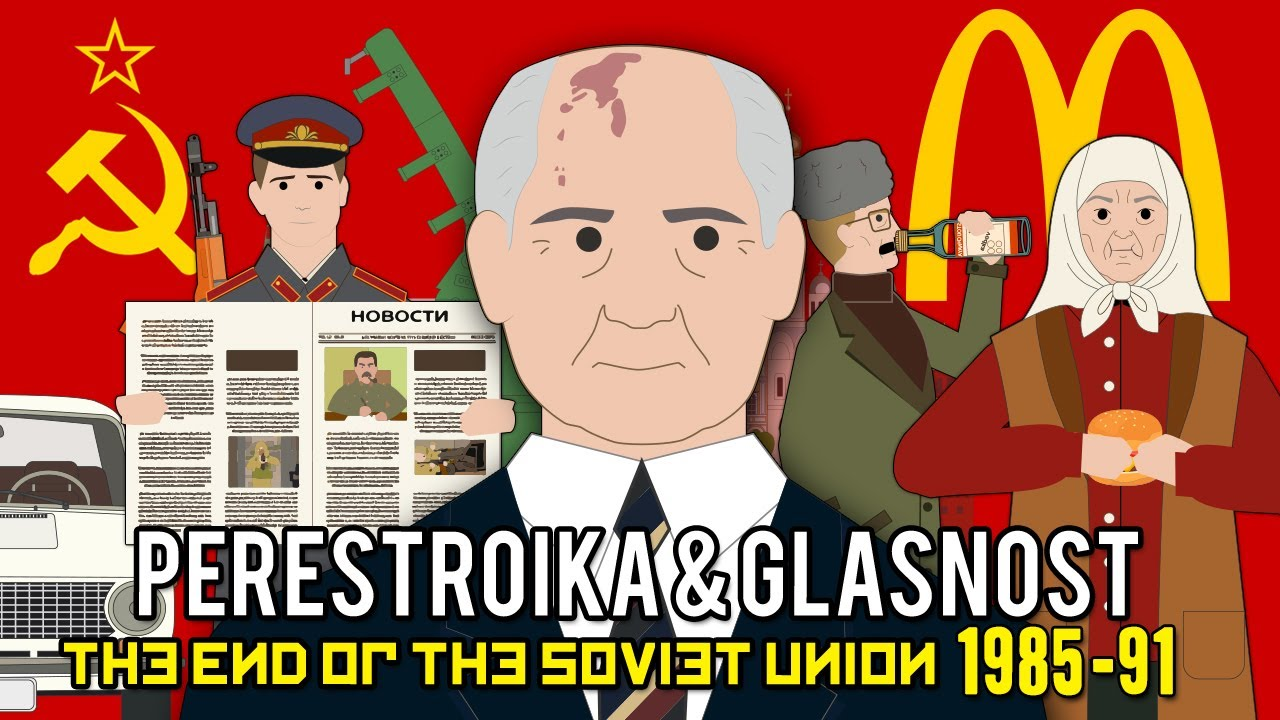 Perestroika & Glasnost (The End of the Soviet Union)