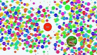 Agar.io // 9,999 FREE BOTS GAMEPLAY // Agario Hack Trolling