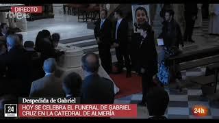 Despedida de Gabriel Se Celebra su Funeral en la Catedral de Almeria