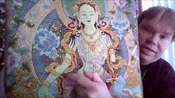 Green Tara: The Mystical Green Goddess with Bob Hickman Psychic Medium