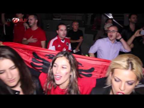 Shqipri vs Serbi - New York