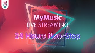 download video musik      MyMusic Records Live Stream 24 Hours Non-Stop