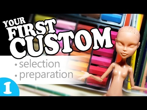 Your First Custom: Selection + Preparation [PART 1]