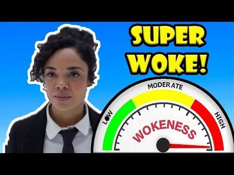 Tessa Thompson Gets Woke! Men In Black Name Is Sexist!