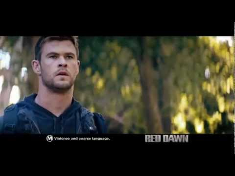 Red Dawn 2012 Battle Scars
