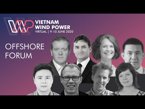 Offshore Forum I Vietnam Wind Power Virtual 2020