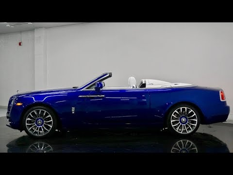 2019 Rolls-Royce Dawn Bespoke Aero Cowling - Walkaround 4k
