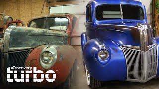 Hombre obtiene un Ford Truck 1941 para su esposa   Justin y Nick: Supermecánicos   Discovery Turbo