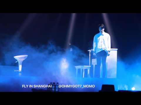 「1:31AM」YoungJae & JB's Voice @GOT7 1st Concert Fly In Shanghai 20160508