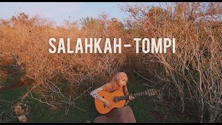 Salahkah Tompi (cover By Trimela Winda)
