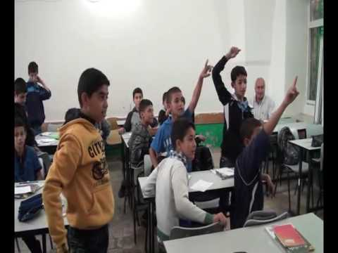 Teacher Abd Al Baset Amro Ibn Sina School