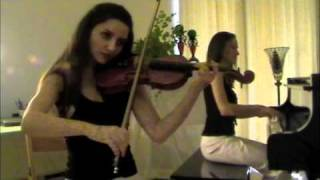 My Heart Will Go On ( Titanic )- Piano And Violin Duo