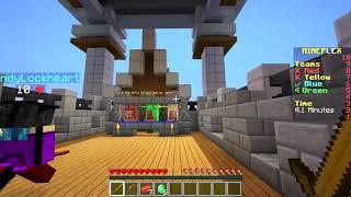Minecraft Cake Wars   COMERAM NOSSO BOLO!!!