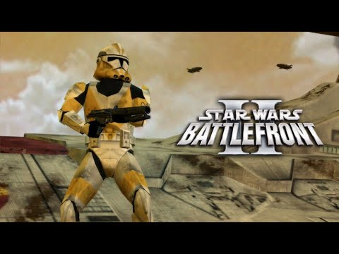 RedSun's Maps: Bracca Crash Site: Star Wars Battlefront 2 Map Showcase