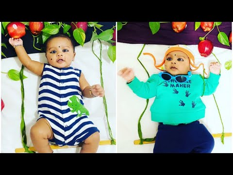 DIY Baby Baby on a swing DIY|| photoshoot at home 🏡
