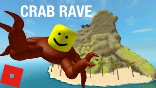 CRAB RAVE - Official Roblox Animation (MUSIC VIDEO)