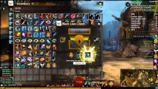 Guild Wars 2 - Falando sobre key farming + Abrindo 25 Chests (PTBR)