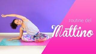 Yoga  La Routine del Mattino