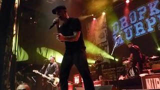 Dropkick Murphys - The Boys Are Back (Houston 02.29.16) HD