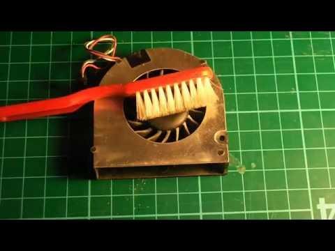 видео: Чистка Кулера ноутбука на примере hp 625