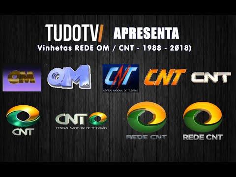 Cronologia #9: Vinhetas Rede OM - CNT (1988 - 2018)
